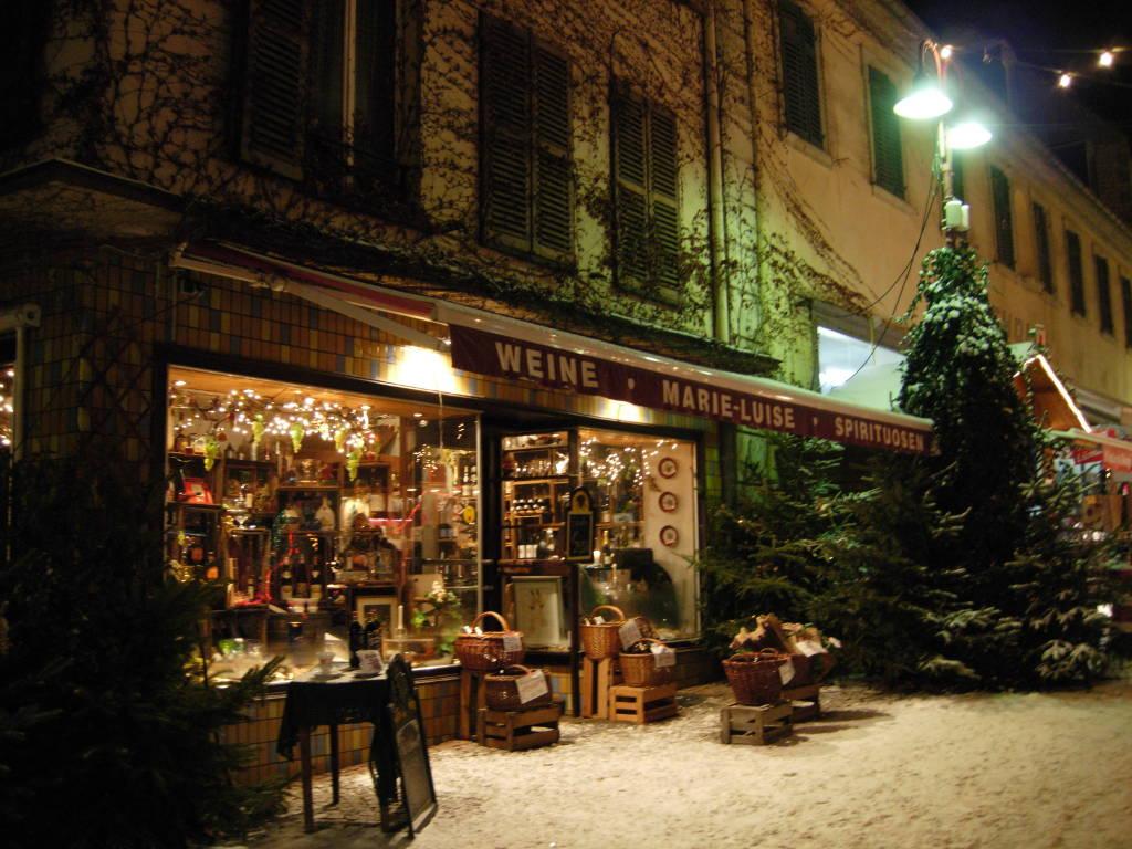 Weihnachtsmarkt der Nationen in Rüdesheim